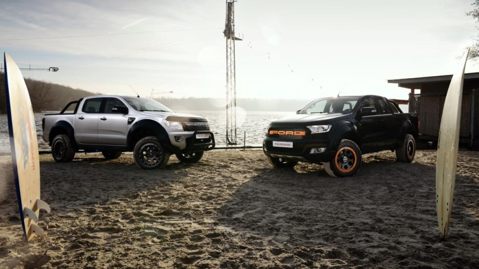 Ford Ranger by MR Car Design