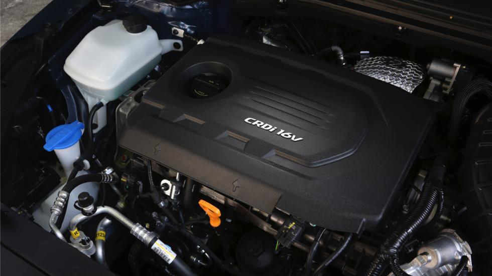 Hyundai i30 2017 motor CRDi
