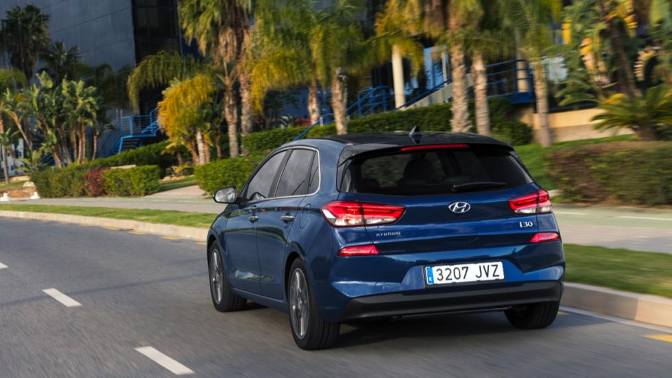 Hyundai i30 2017 posterior