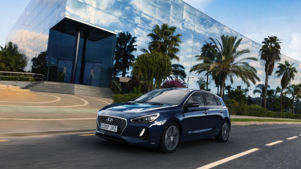 Hyundai i30 2017 frontal