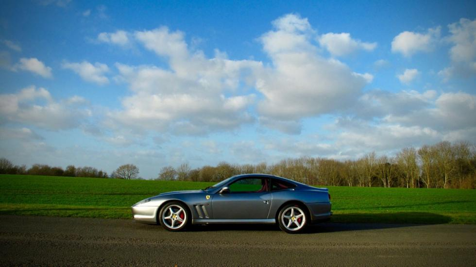 Subasta Ferrari 550 Maranello World Speed Record Edition