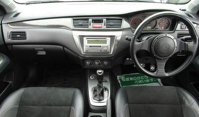 Mitsubishi Lancer Evo IX familiar