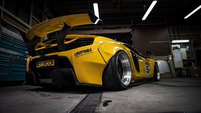 McLaren 650S Liberty Walk