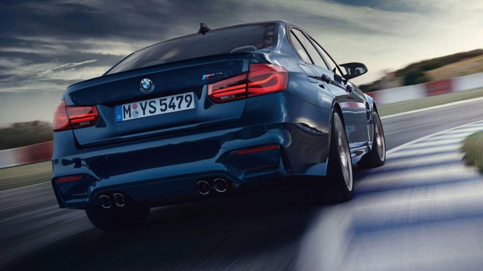 BMW M3 2017 zaga