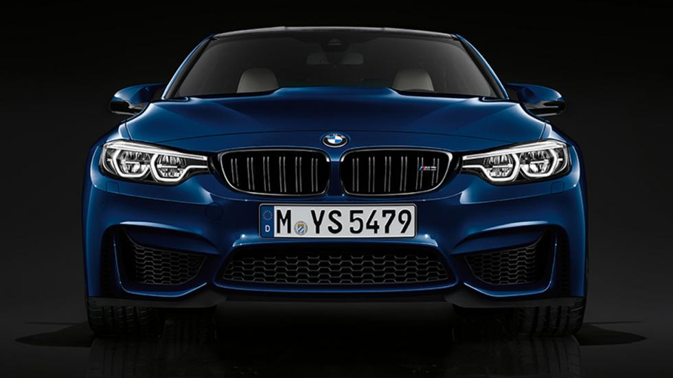 BMW M3 2017 morro