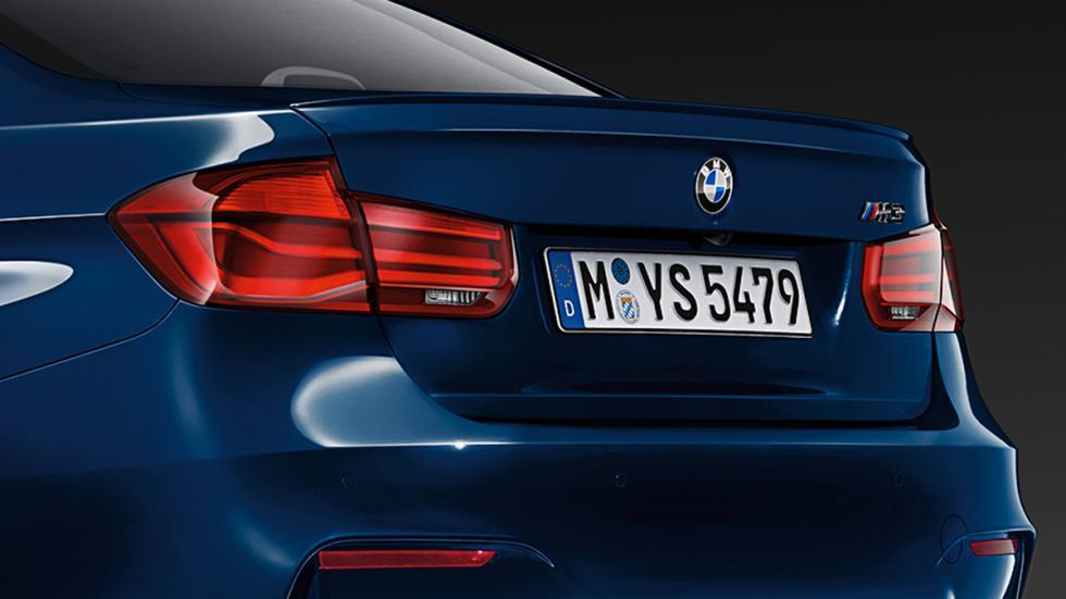 BMW M3 2017 pilotos
