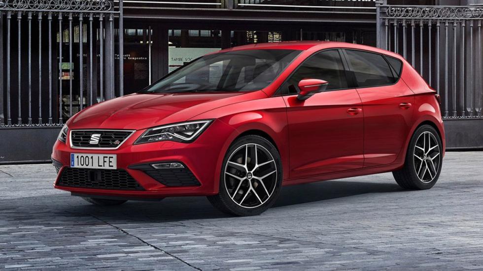 10 mejores coches calidad-precio Seat León