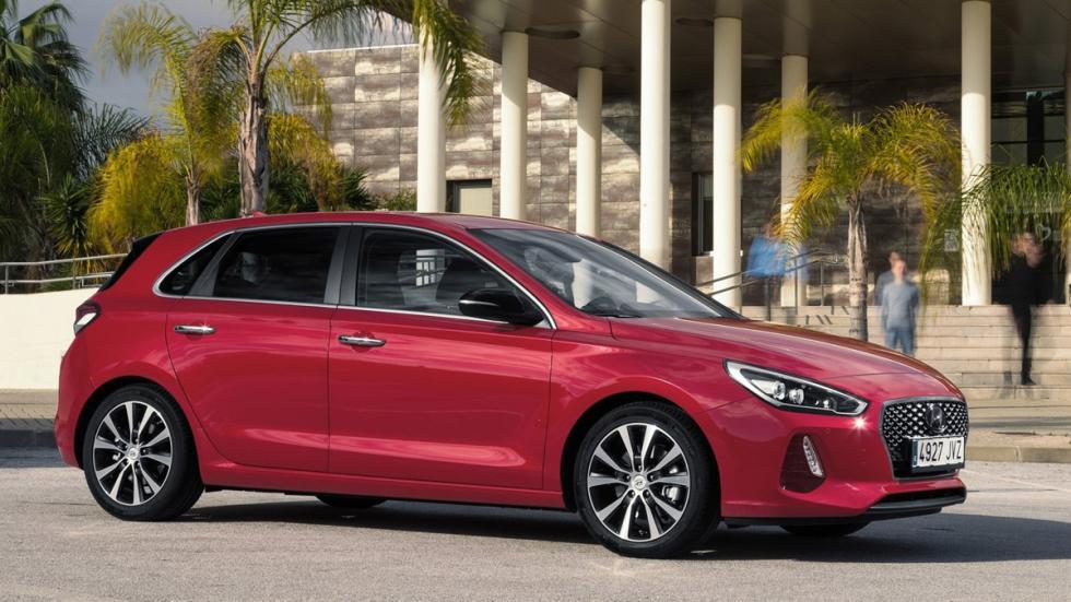 10 mejores coches calidad-precio Hyundai i30