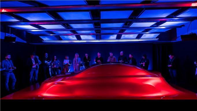 Mercedes presenta el Mercedes Aesthetics A