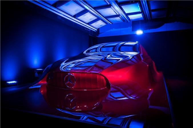 Mercedes Mercedes Aesthetics A