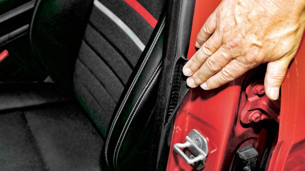 Test 200.000 km  Mercedes Clase A asientos