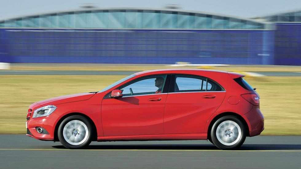 Test 200.000 km  Mercedes Clase A