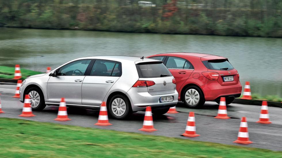 Test 200.000 km Volkswagen Golf Mercedes Clase A