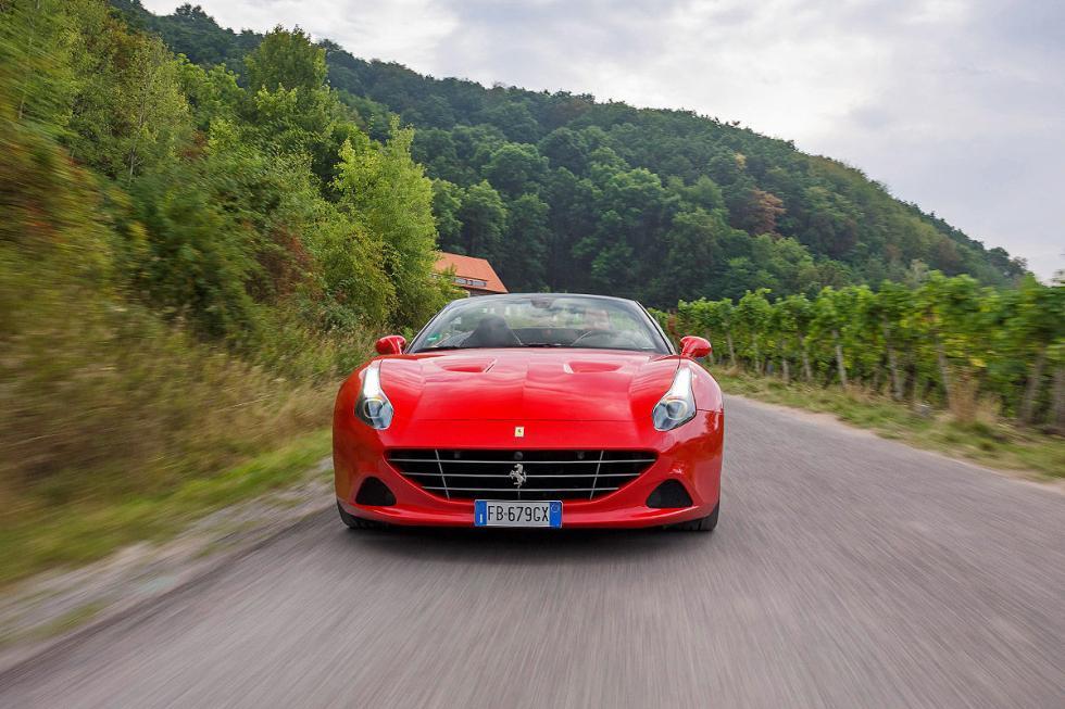 Aston Martin Vanquish/Ferrari California/Mercedes-AMG SL 63