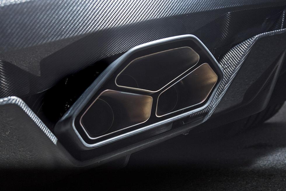 Prueba a fondo: Lamborghini Aventador S