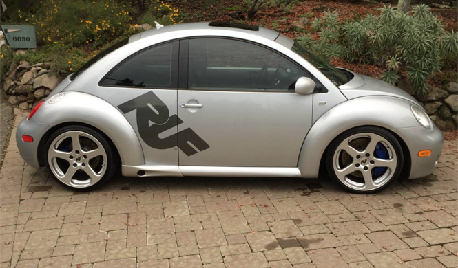 volkswagen beetle ruf