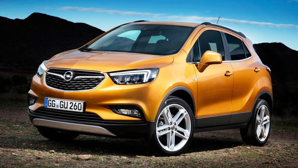 Los mejores coches por calidad-precio de 2017: Opel Mokka X