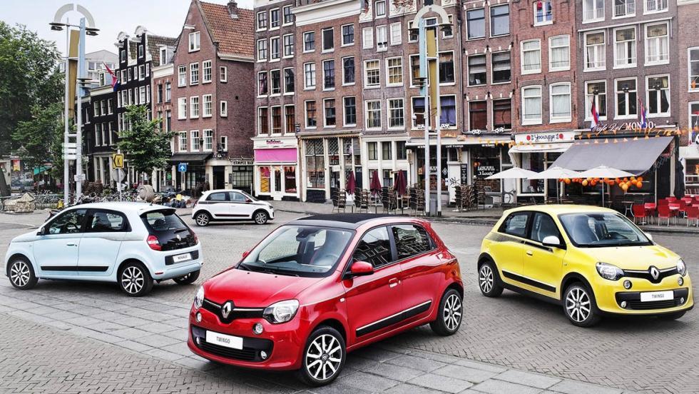 Los mejores coches por calidad-precio de 2017: Renault Twingo