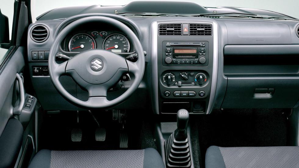 Los mejores coches por calidad-precio de 2017: Suzuki Jimny