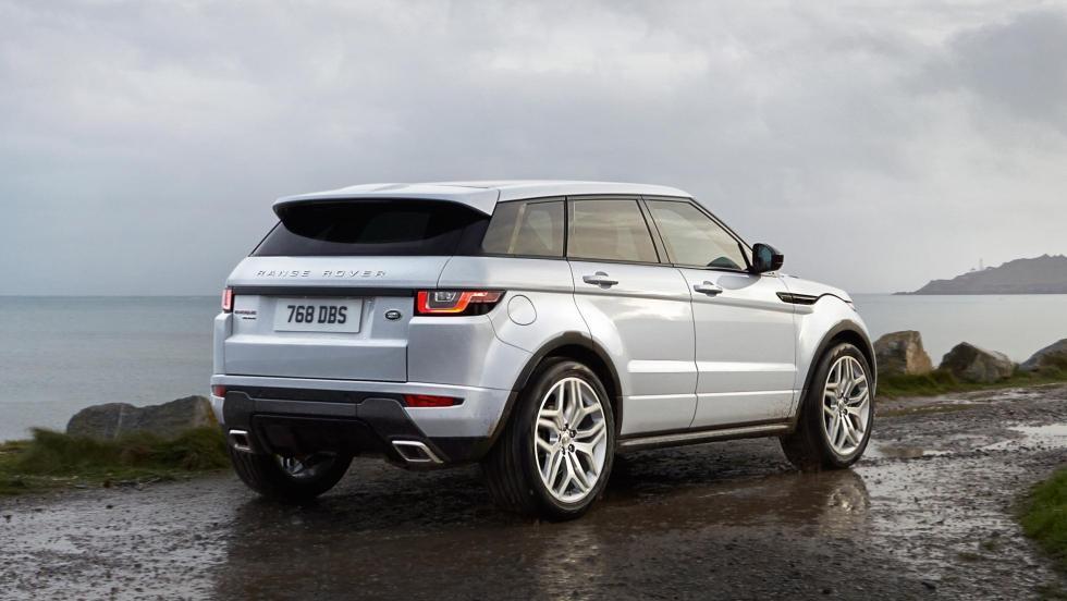 Prueba Range Rover Evoque alto de gama (IV)