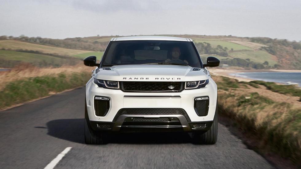 Prueba Range Rover Evoque alto de gama (VI)