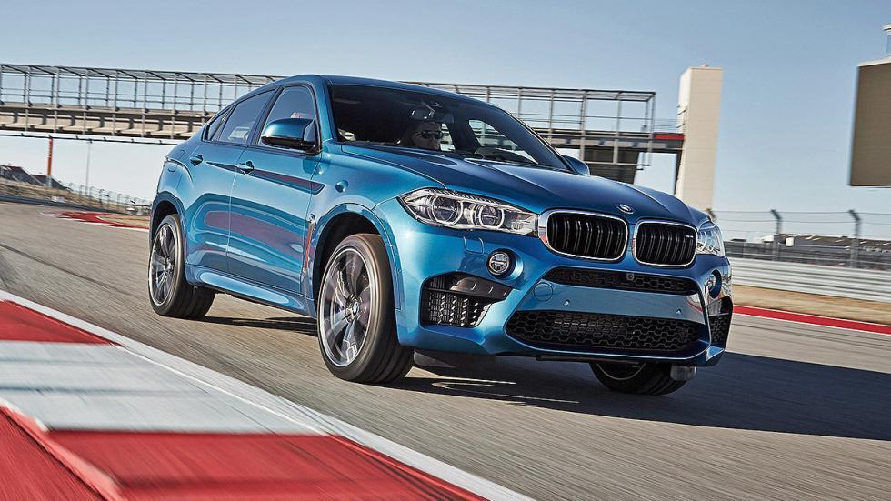 38: BMW X6 M 0-200 km/h: 14,1 s.