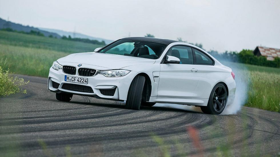 27: BMW M4 Coupé. 0-200 km/h: 13,1 s.