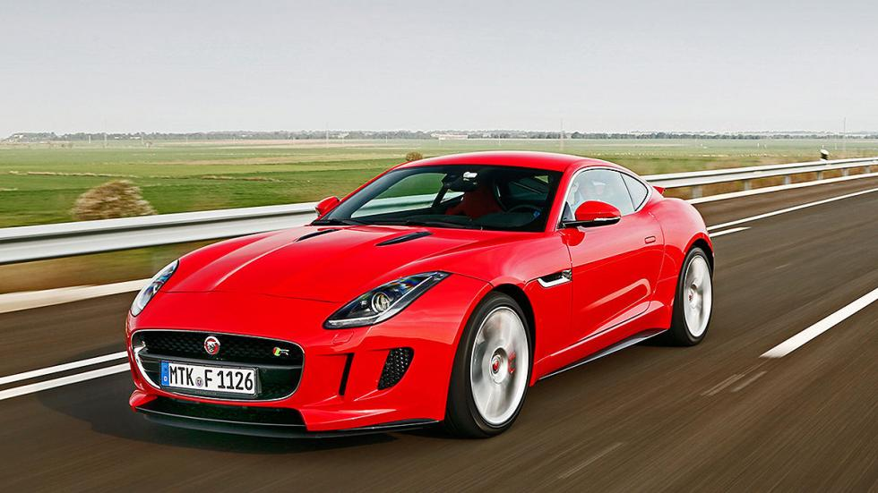 23: Jaguar F-Type R Coupé. 0-200 km/h: 12,8 s.
