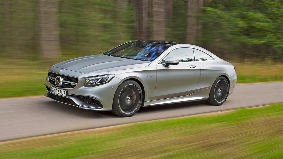 21: Mercedes-AMG S 63 Coupé. 0-200 km/h: 12,6 s.