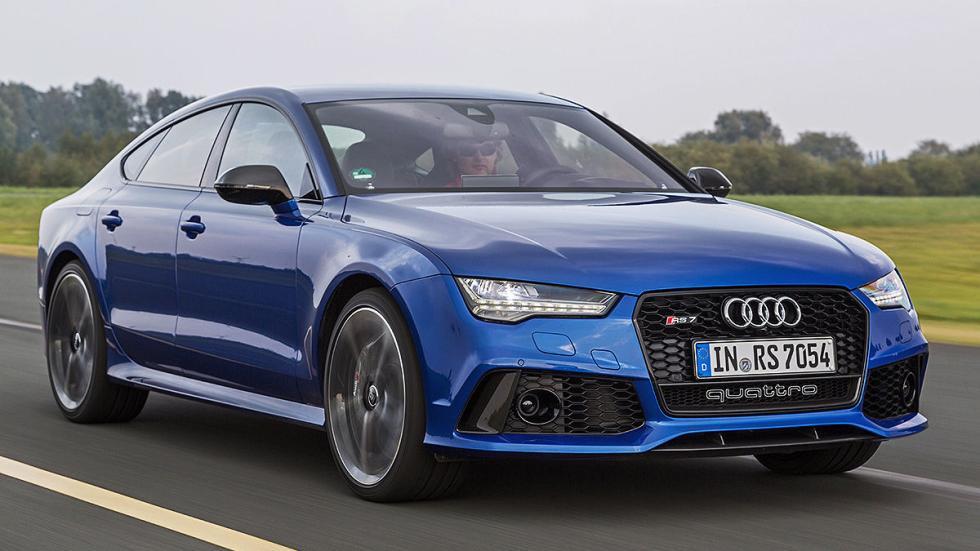 18: Audi RS7. 0-200 km/h: 12,0 s.