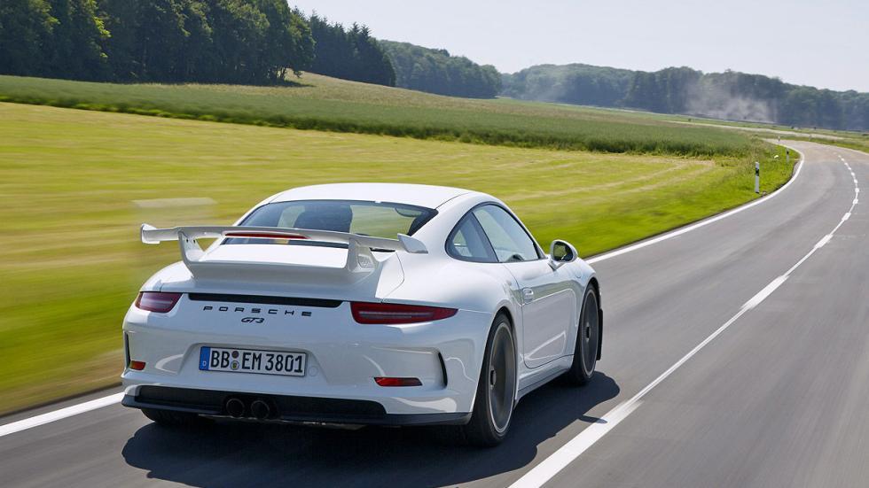 12: Porsche 911 GT3. 0-200 km/h: 11,2 s.