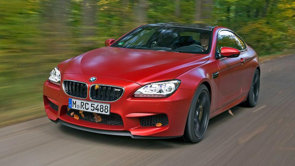 10: BMW M6 Coupé Competition. 0-200 km/h: 11,2 s.
