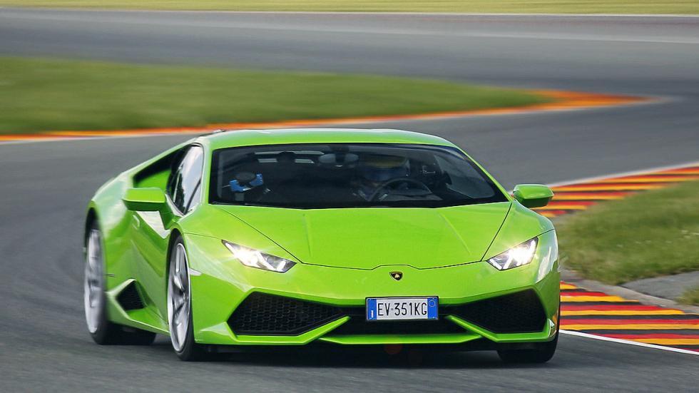 2: Lamborghini Huracán LP610-4. 0-200 km/h: 9,3 Ss.