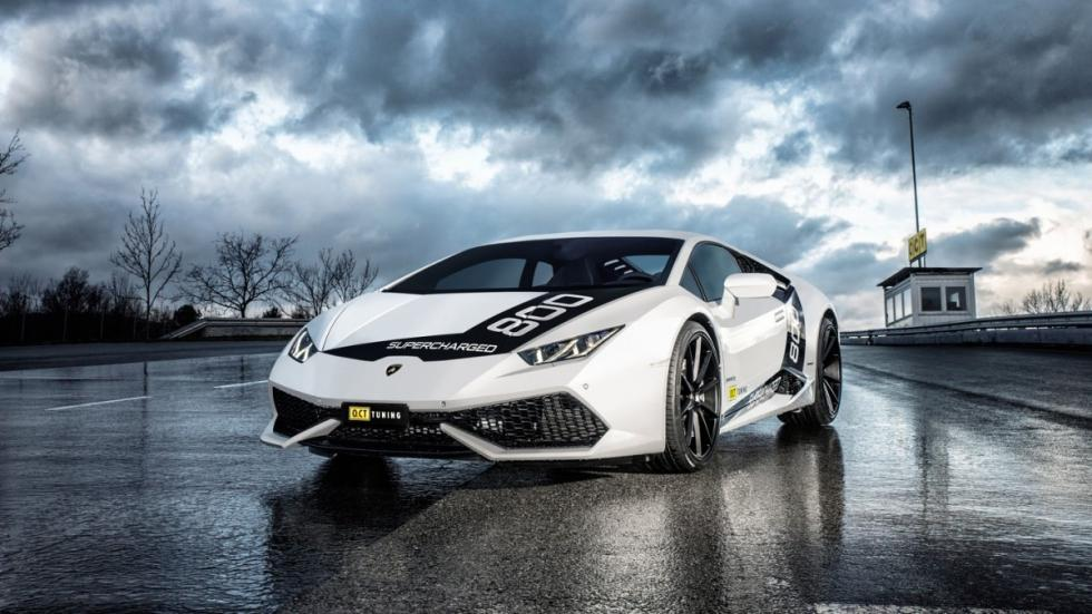 Lamborghini Huracán by O.CT Tuning