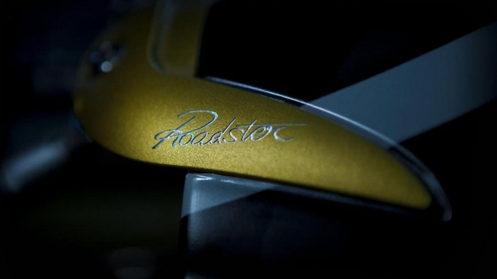 Pagani Huayra Roadster detalle
