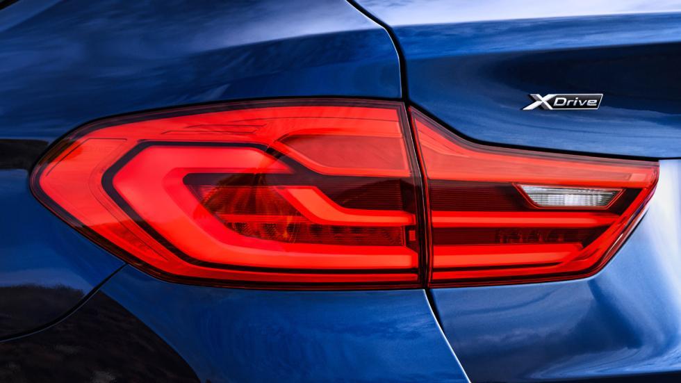 BMW Serie 5 Touring 2017 detalle piloto trasero