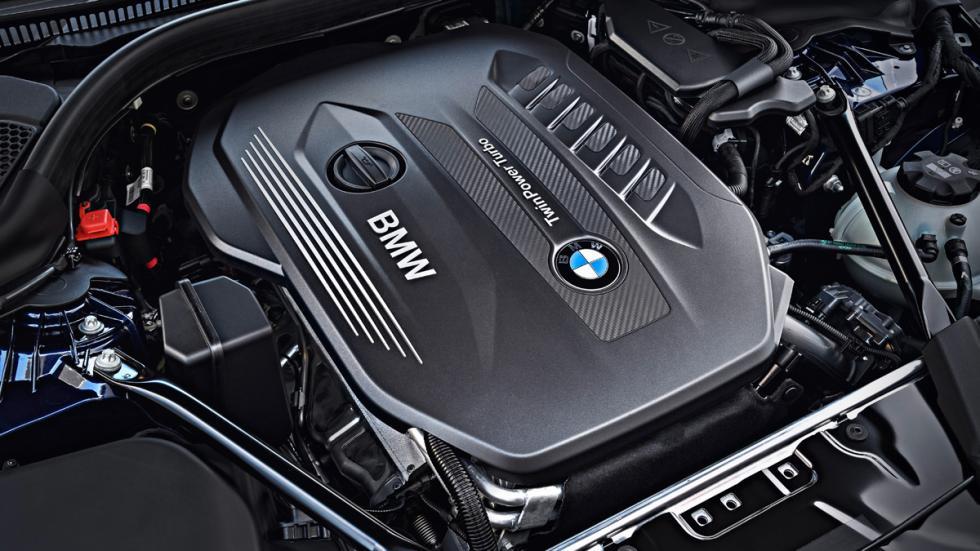 BMW Serie 5 Touring 2017 motor