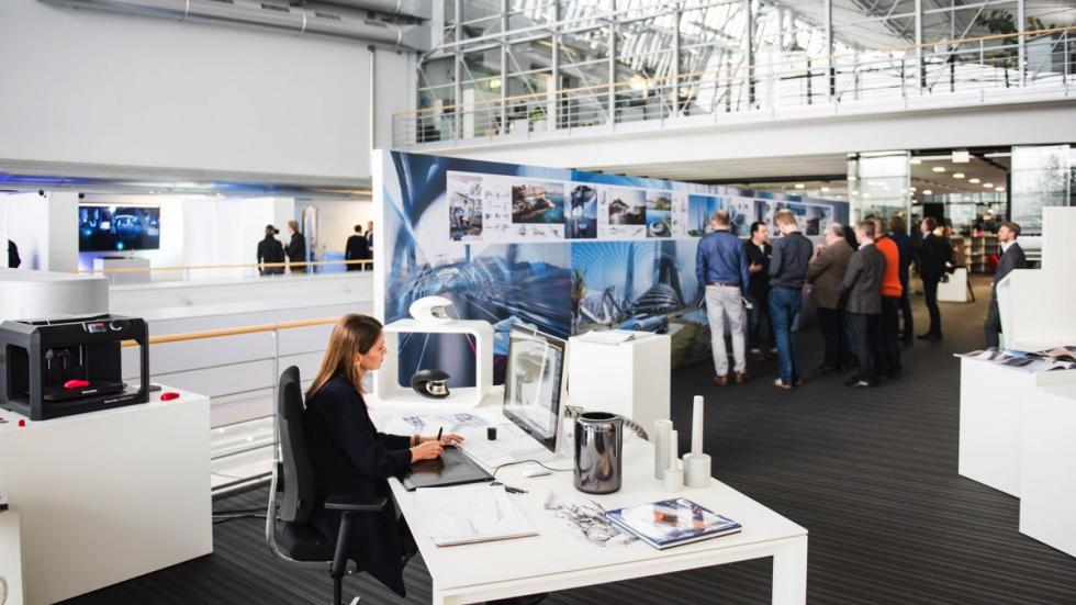 Centro de Diseño Avanzado de Mercedes 5