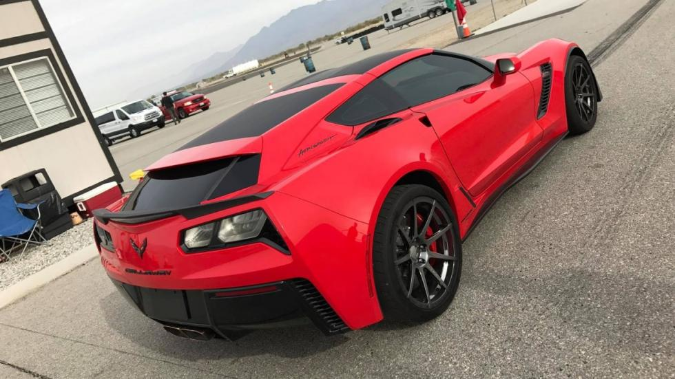 Chevrolet Corvette AeroWagen by Callaway