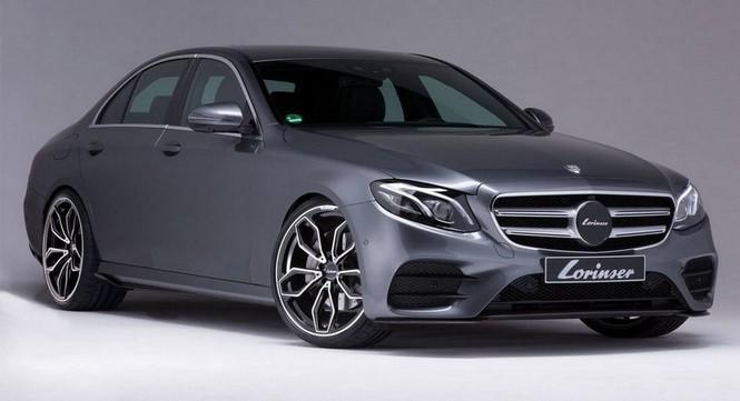 Mercedes Clase E Lorinser