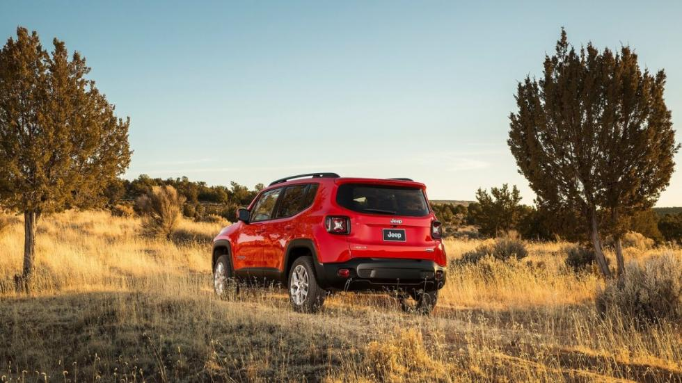 Cinco virtudes y un defecto Jeep Renegade