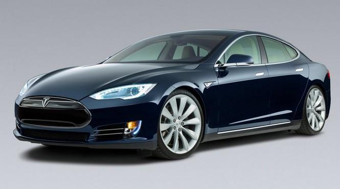 El Tesla Model S P100D vuelve a dejarnos boquiabiertos