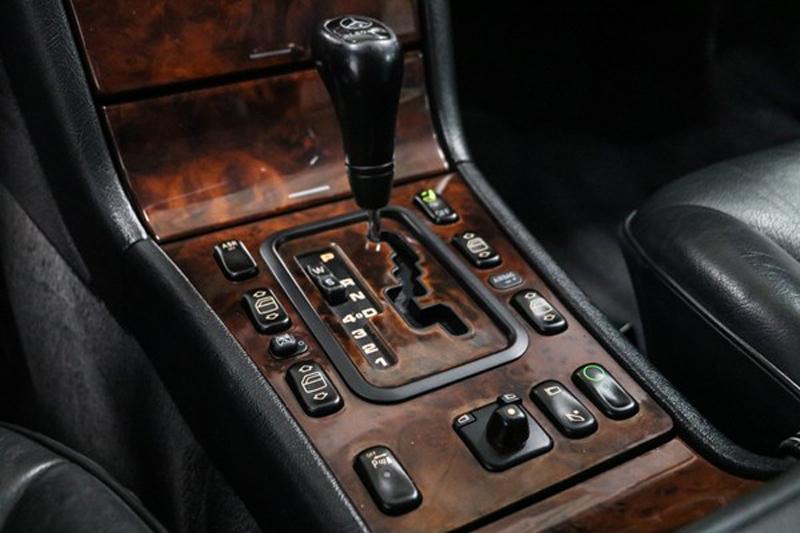 Mercedes Clase E pick up