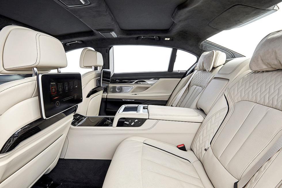 Prueba: BMW M760Li xDrive