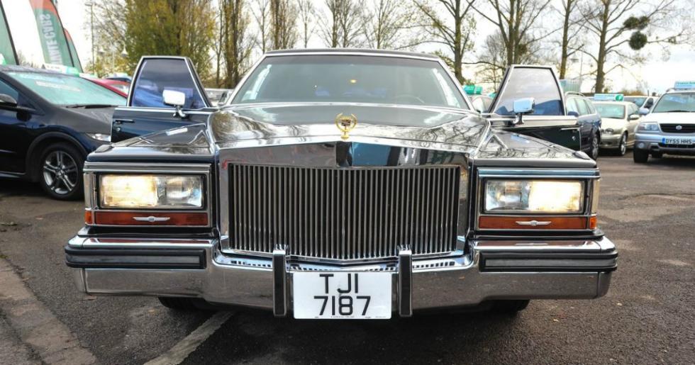 El Cadillac Trump