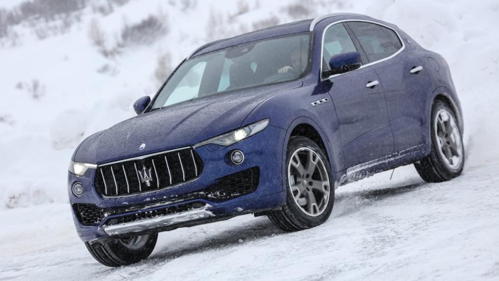Prueba Maserati Levante S, sobreviraje