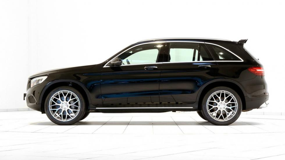 Mercedes GLC Brabus lateral