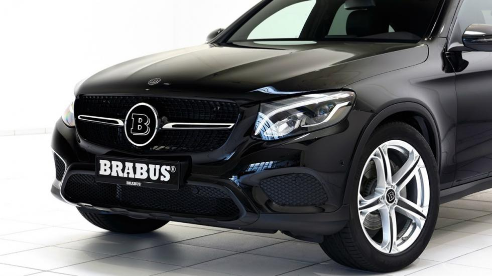 Mercedes GLC Coupé Brabus frontal