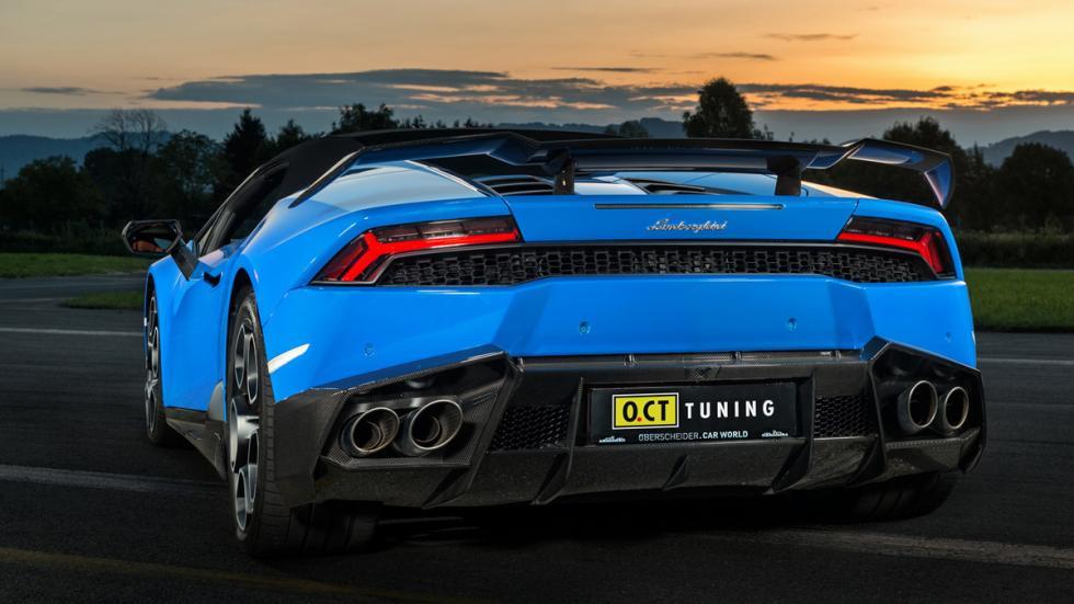 Lamborghini Huracán Spyder O.CT TUNING zaga