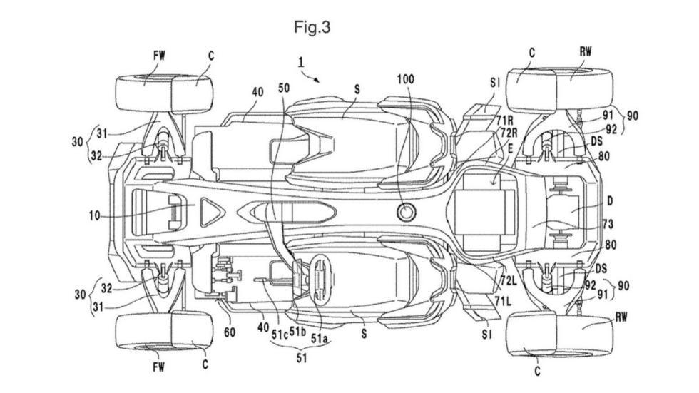 Patentes Honda Project 2&4